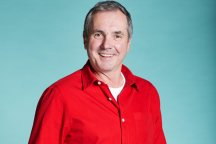 Alan Fletcher as Dr Karl Kennedy in Neighbours