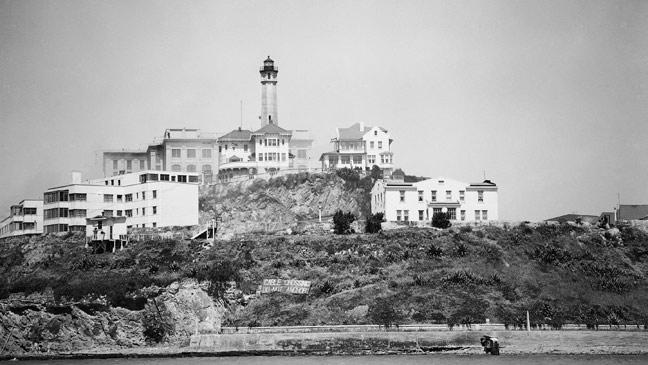 نتيجة بحث الصور عن Alcatraz Prison