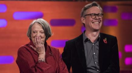 Alex Jennings I Owe Dame Maggie Smith For Lady In The Van