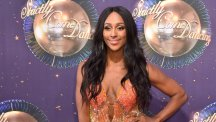 Alexandra Burke: I feel sick as I await my fate on Strictly Come Dancing