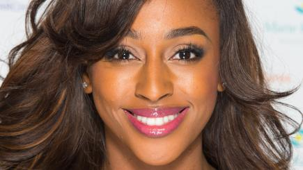 Alexandra Burke on why Strictly has been an emotionally tough time