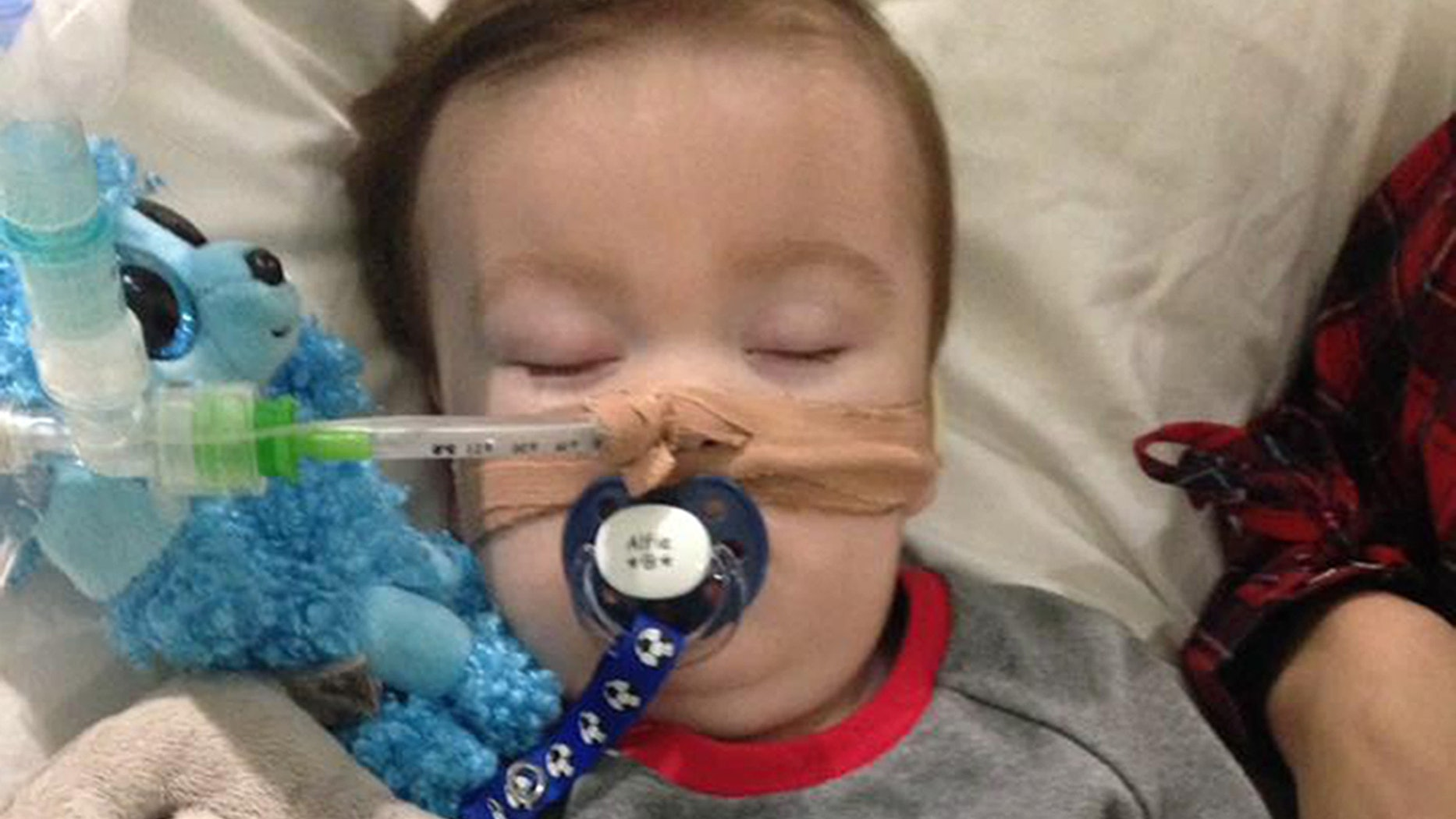 Alfie Evans' parents lose latest legal battle