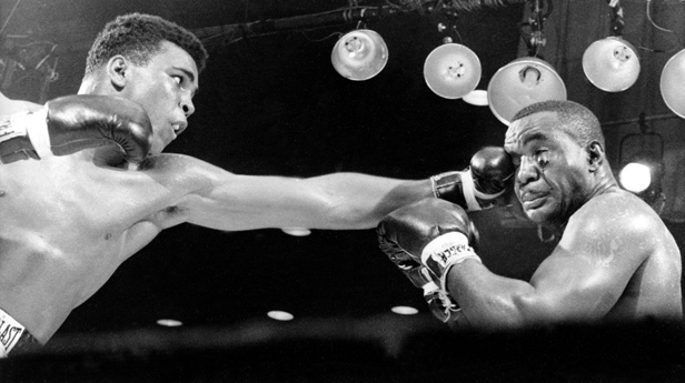 Muhammad Ali. Champion of the World