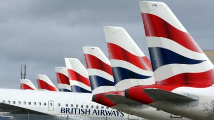 All BA's female cabin crew now allowed to wear trousers