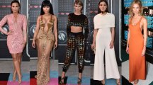 All the red carpet looks from the MTV VMAs 2015