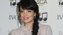 Lily Allen says she has been asked to take part in the Comic Relief Bake Off
