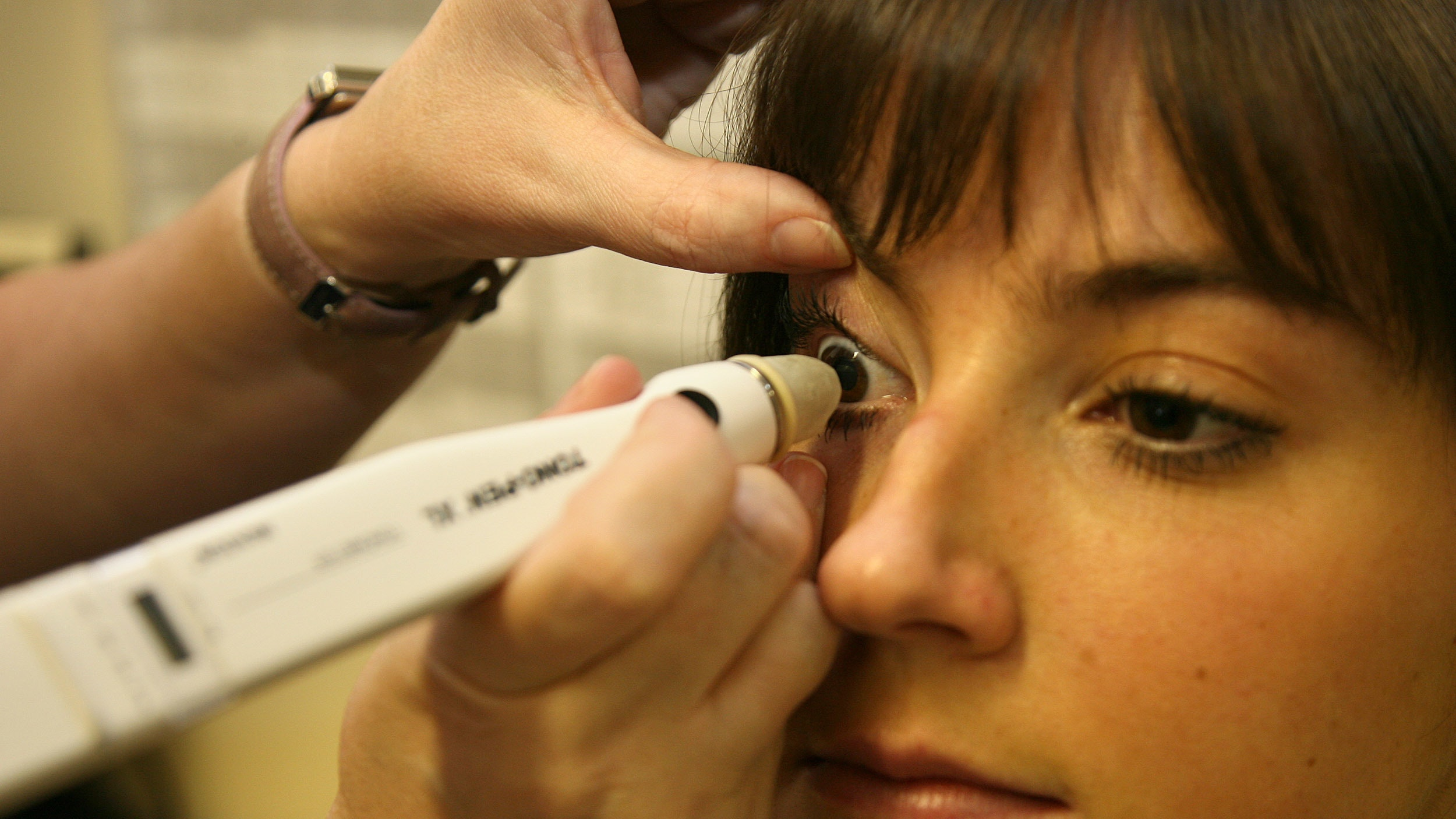 Eye check-up to detect Alzheimer's disease
