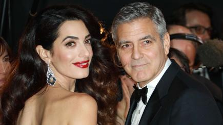 George And Amal Clooney's Parents Can't Stop Gushing About The Twins