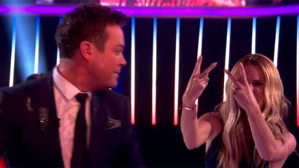Why Did Amanda Holden Go Crazy On Britain S Got Talent 39 S