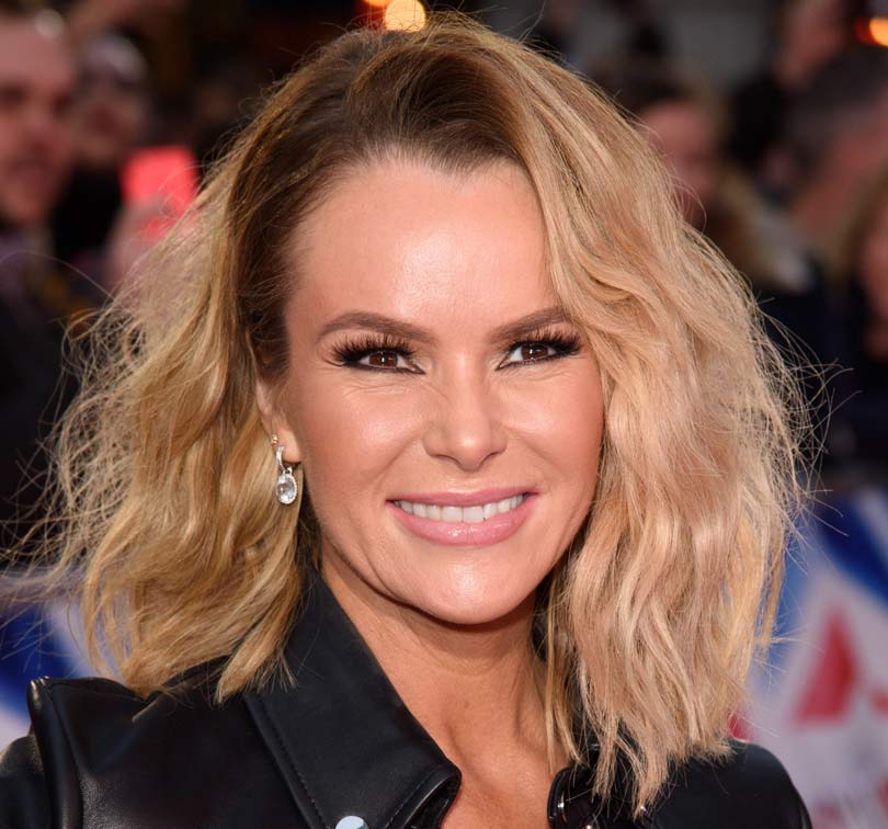 Britain's Got Talent red carpet - Amanda Holden