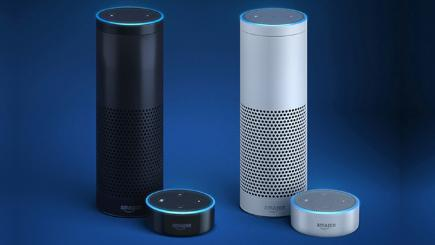 Amazon Echo and Amazon Echo Dot
