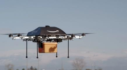 Amazon looks to UK skies for delivery drone tests