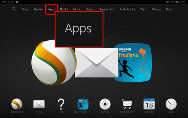 How to set up your Kindle Fire for BT email | BT