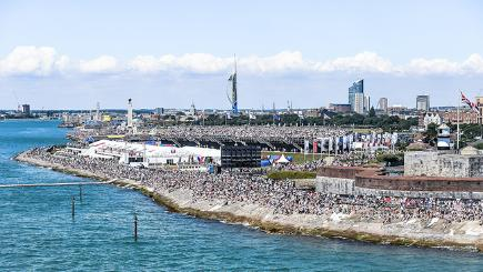 Sustainability and the America's Cup Portsmouth