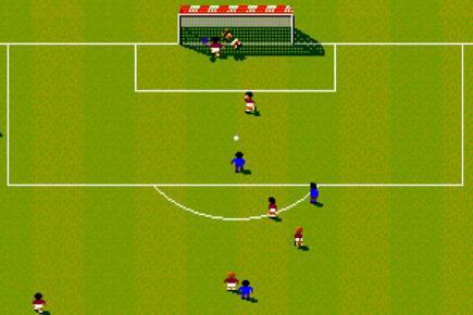 SWOS, Sensi, Sensible Soccer, whatever you want to call it, it was great. Still is