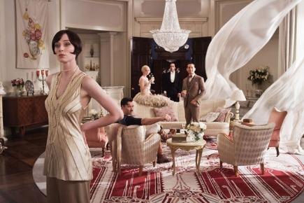 An interior still from The Great Gatsby