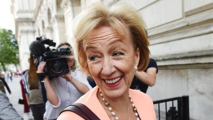 Brexit Reshuffle - Andrea Leadsom New Defra Minister