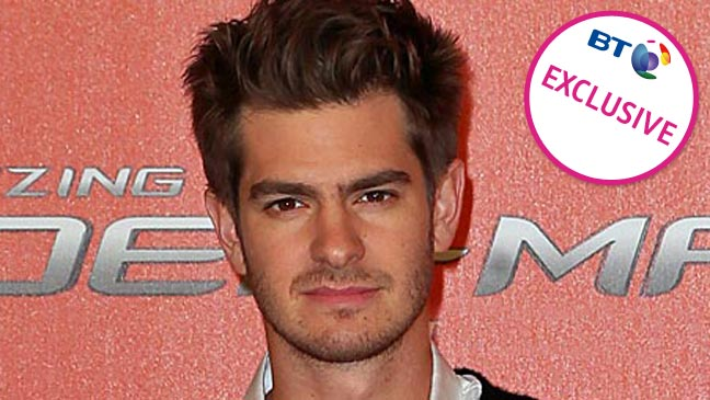 Andrew Garfield Says He Loves Being Naked At The