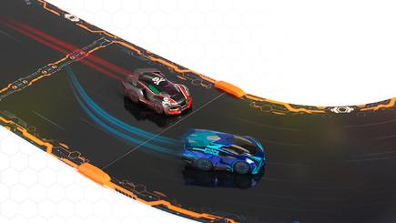Anki Overdrive: Hot Wheels meets Scalextric - BT