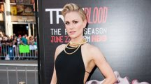 Anna Paquin: I loved being 'big, bad-ass T-Rex' in The Good Dinosaur