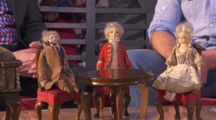 Doll's house shocks Antiques Roadshow experts