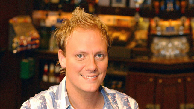 Antony Cotton joins Dancing on Ice
