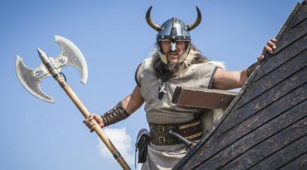 Apparently Vikings weren't violent sex-crazy pillagers after all