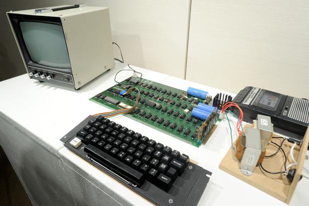 Apple-1 Sotherbys