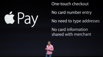 how to pay with your iphone
