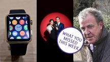 Apple Watch, Electro Velvet and Jeremy Clarkson