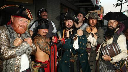 13 reasons to celebrate Talk Like A Pirate Day
