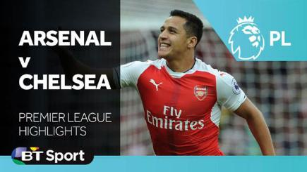 Arsenal humble Chelsea in London derby