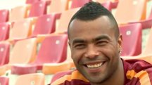 Ashley Cole: I'm not here to sit on a beach