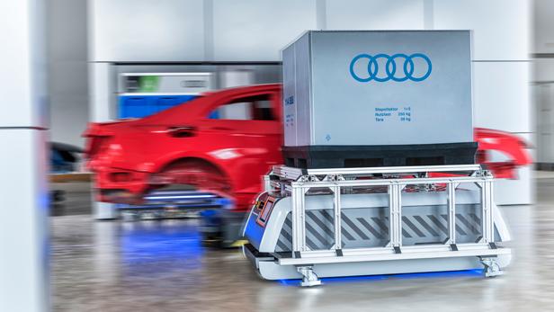 Audi AGV