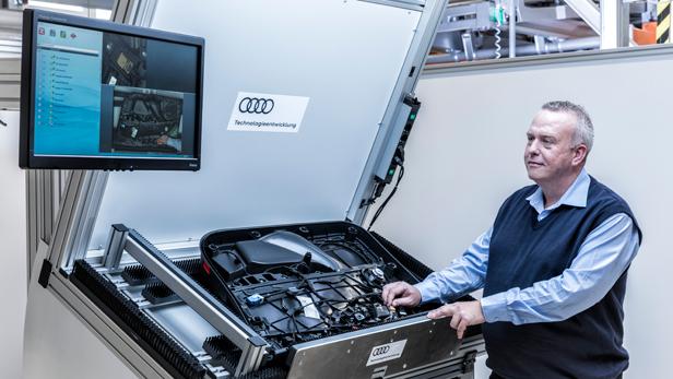 Audi Assembly Assistance