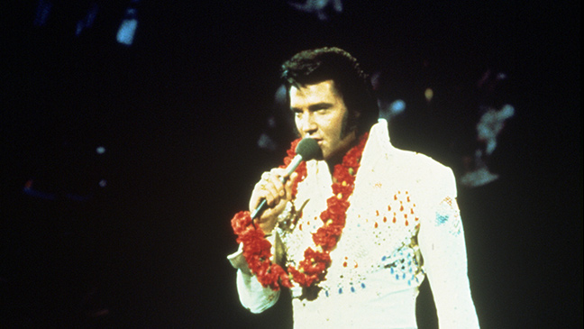 Elvis Presley The Man Who Epitomised The Rocknroll Revolution Of The S And Became An Icon Of Popular Music The World Overd On This Day In