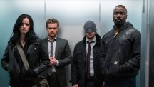 august netflix marvel's the defenders
