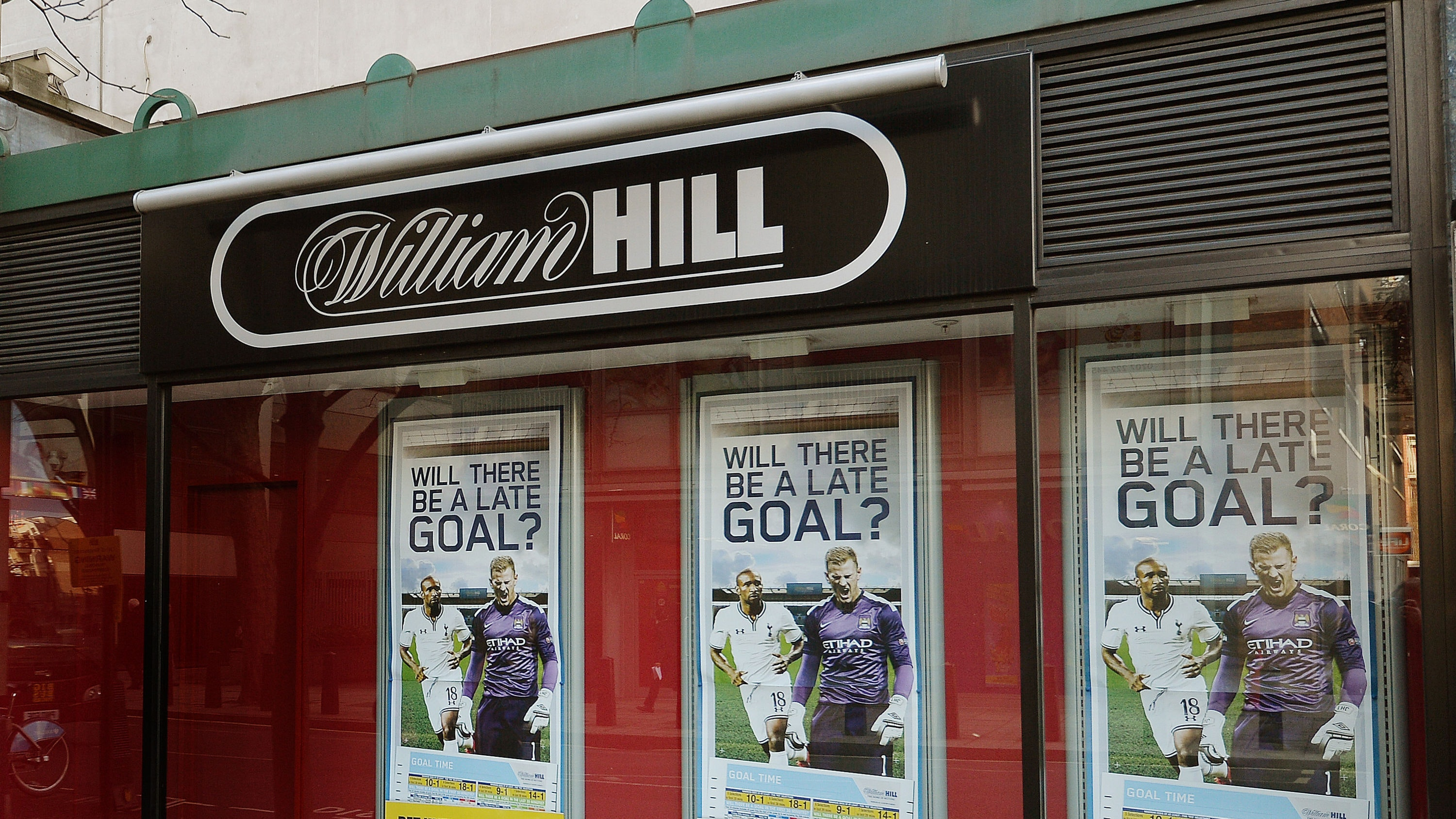William Hill pleased with adjusted results and outlook