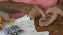 Average pension 'will last five years'