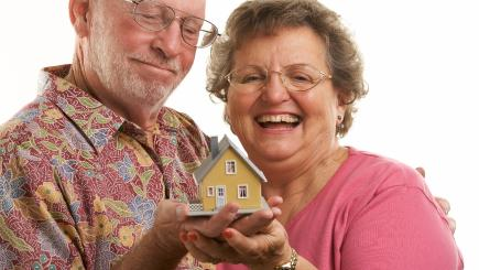 Average pensioner making £900 a month from their property