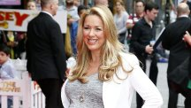 Claire Sweeney has given birth to a boy called Walton