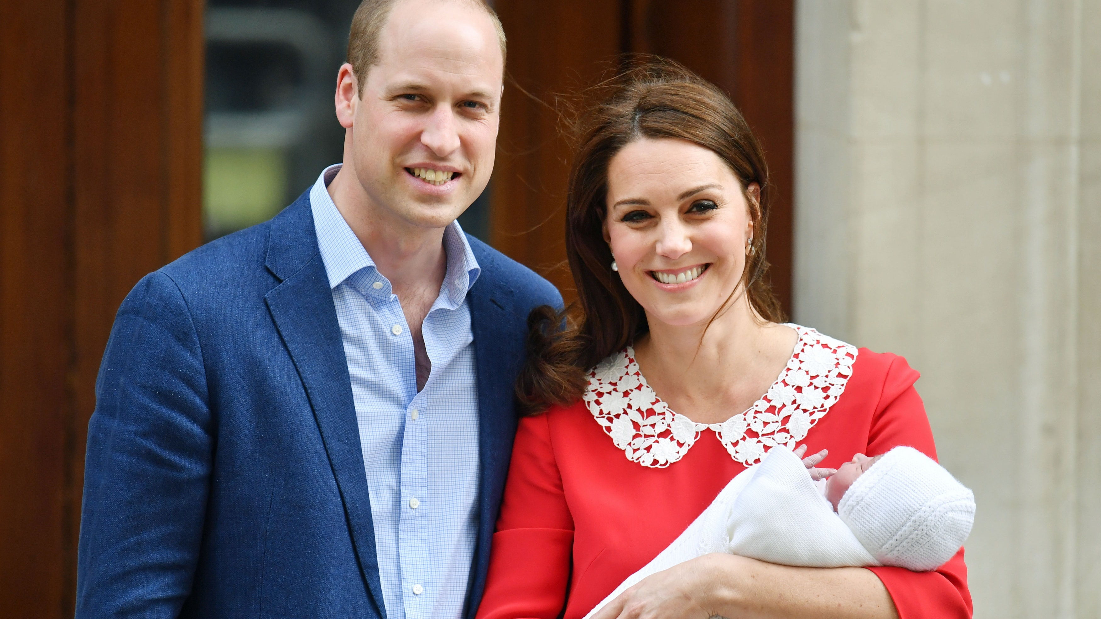 Baby Makes Five William And Kate Settle Into Life At Home