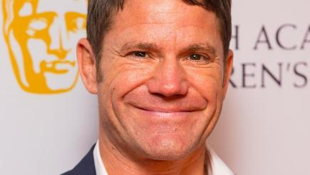 Steve Backshall, arrives at the British Academy Children's Awards, at the Roundhouse, Camden, north London.