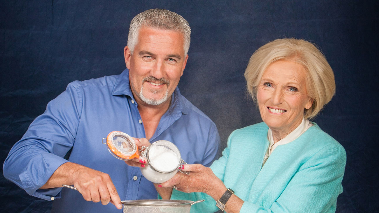 It's Been Confirmed That Paul Hollywood Will Be Moving To Channel 4 When  Gbbo Heads To Themercial Broadcaster Next Year