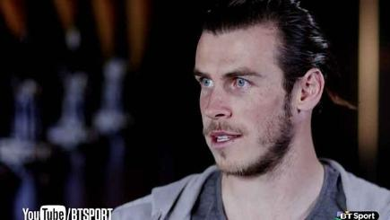 Bale on THAT hat-trick ahead of San Siro return