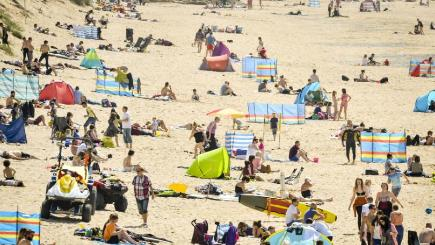 UK could be as hot as Hollywood this weekend