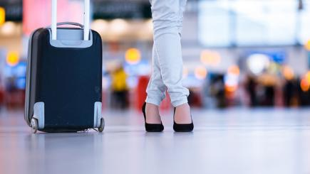 6 items not allowed in your hand luggage