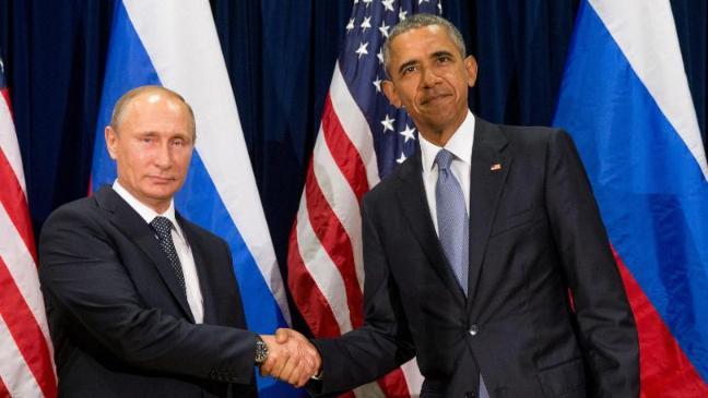 Resultado de imagen de barack obama y putin