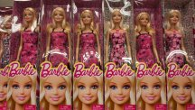 Barbie in shop