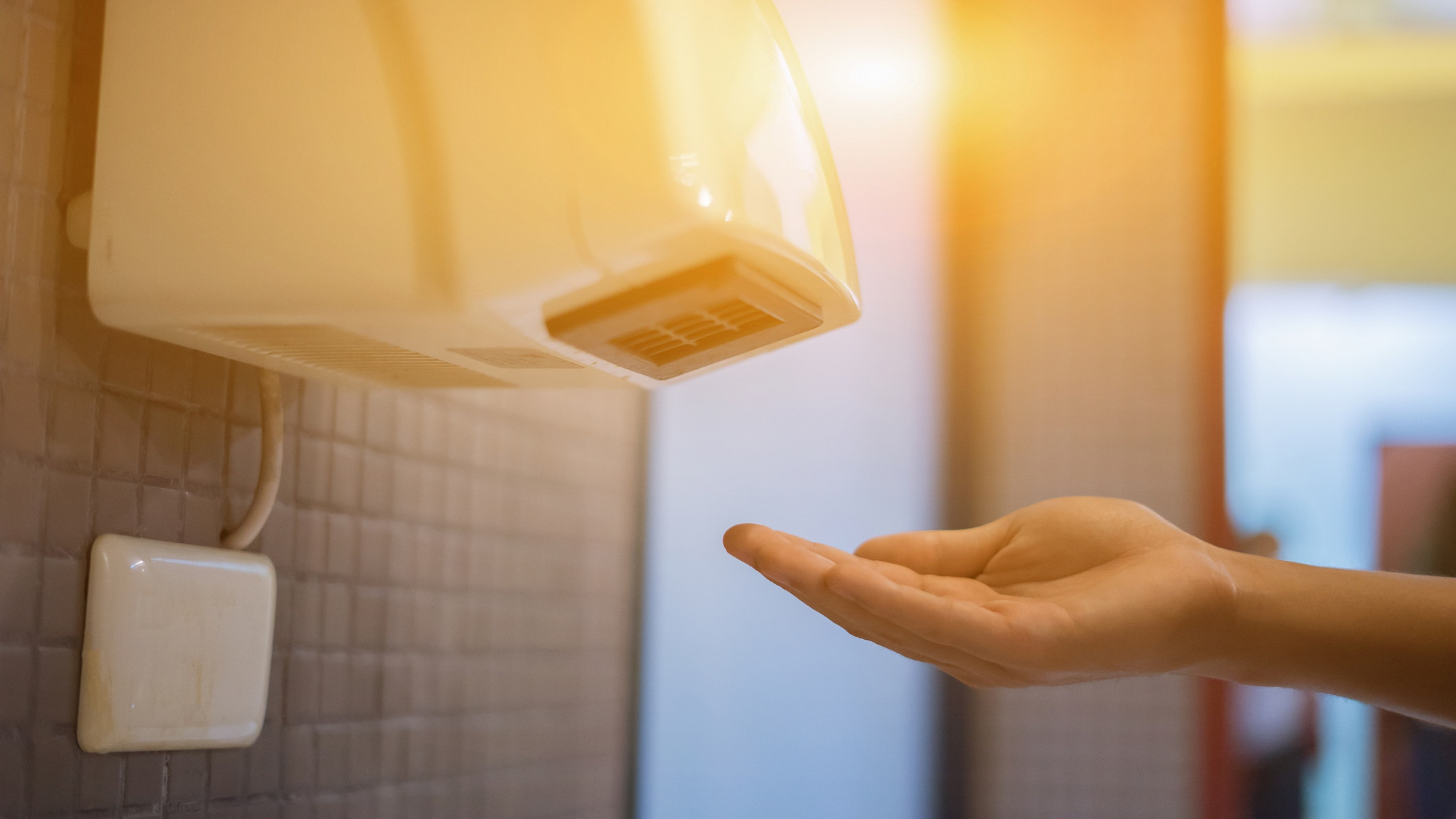 Bathroom Hand Dryers May Be Blowing Bacteria And Faeces All Over You